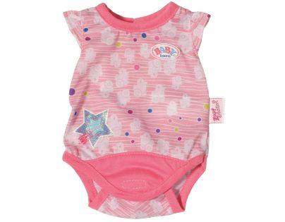 Baby Born Spodní prádlo Body - Růžová