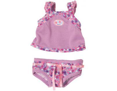 Baby Born Spodní prádlo na ramínku - Fialová