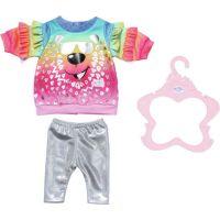 Zapf Creation BABY born Starší sestřička Oblečení se svetříkem 43 cm