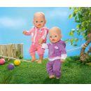 Baby born Tepláková souprava - Růžová 5