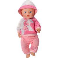 Baby born Tepláková souprava 821374 - bez nápisu 2