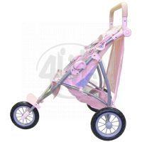 BABY born 817506 - Tříkolový kočárek pro dvojčata 3