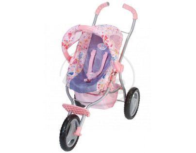 BABY born 815236 - Tříkolový kočárek pro BABY born®