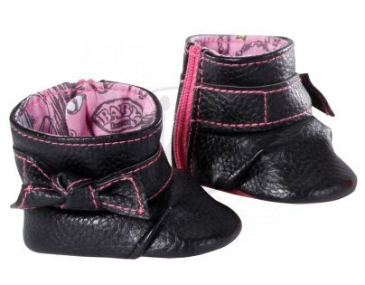 Baby Born Zimní botičky - Černá