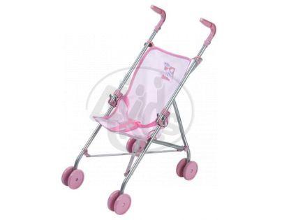 BABY born 809303 - Základní kočárek hole pro BABY born holčičku