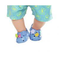 BABY born® Gumové sandálky modré 2