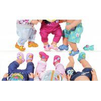 BABY born® Gumové sandálky modré 3