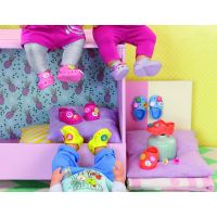 BABY born® Gumové sandálky modré 5