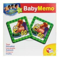 Baby genius baby pexeso - 3 druhy - Hračky