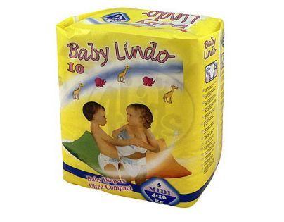 Baby Lindo Ultra Compact 3 MIDI 4 -10 kg 10ks