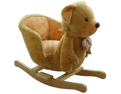 BabyGo Houpací zvířátko Medvídek