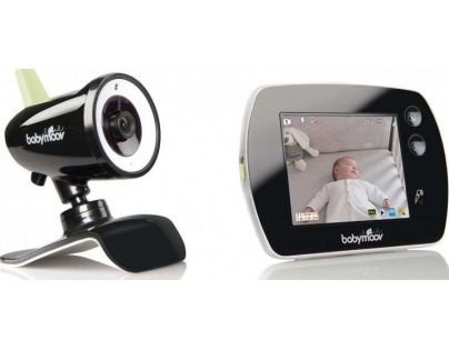 babymoov baby monitor touch screen 4kids. Black Bedroom Furniture Sets. Home Design Ideas
