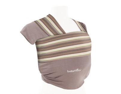 Babymoov Baby šátek Knot hnědý