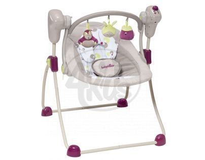 Babymoov 055004 - Houpačka Bubble Swing Pink new