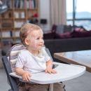 Babymoov Jídelní židlička Light Wood ZincAlu 4