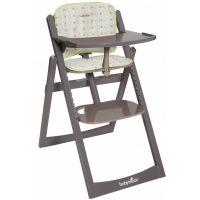 Babymoov Jídelní židlička Light Wood Taupe 4