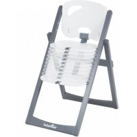 Babymoov Jídelní židlička Light Wood ZincAlu 5