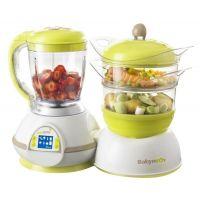 Babymoov 001100 - Multifunkční přístroj Nutribaby GREEN/BROWN