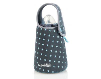 Babymoov Ohřívač lahví cestovní Blue Stars