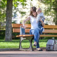 Babymoov Ohřívač lahví cestovní Blue Stars 3
