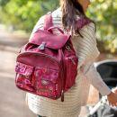 Babymoov Přebalovací batoh Glober Bag Cherry 3