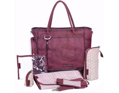 Babymoov Přebalovací taška Essential Bag Cherry