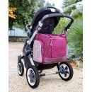 Babymoov Přebalovací taška Essential Bag Cherry 3