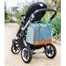 Babymoov Přebalovací taška Essential Bag Petrol 3