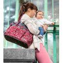 Babymoov Přebalovací taška Style Bag Cherry 4