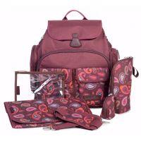 Babymoov Přebalovací batoh Glober Bag Cherry