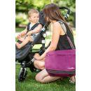 Babymoov Přebalovací taška Messenger Bag Hibiscus 4