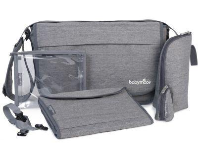 Babymoov Přebalovací taška Messenger Bag Smokey