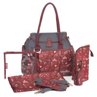 Babymoov Přebalovací taška Style Bag Cherry