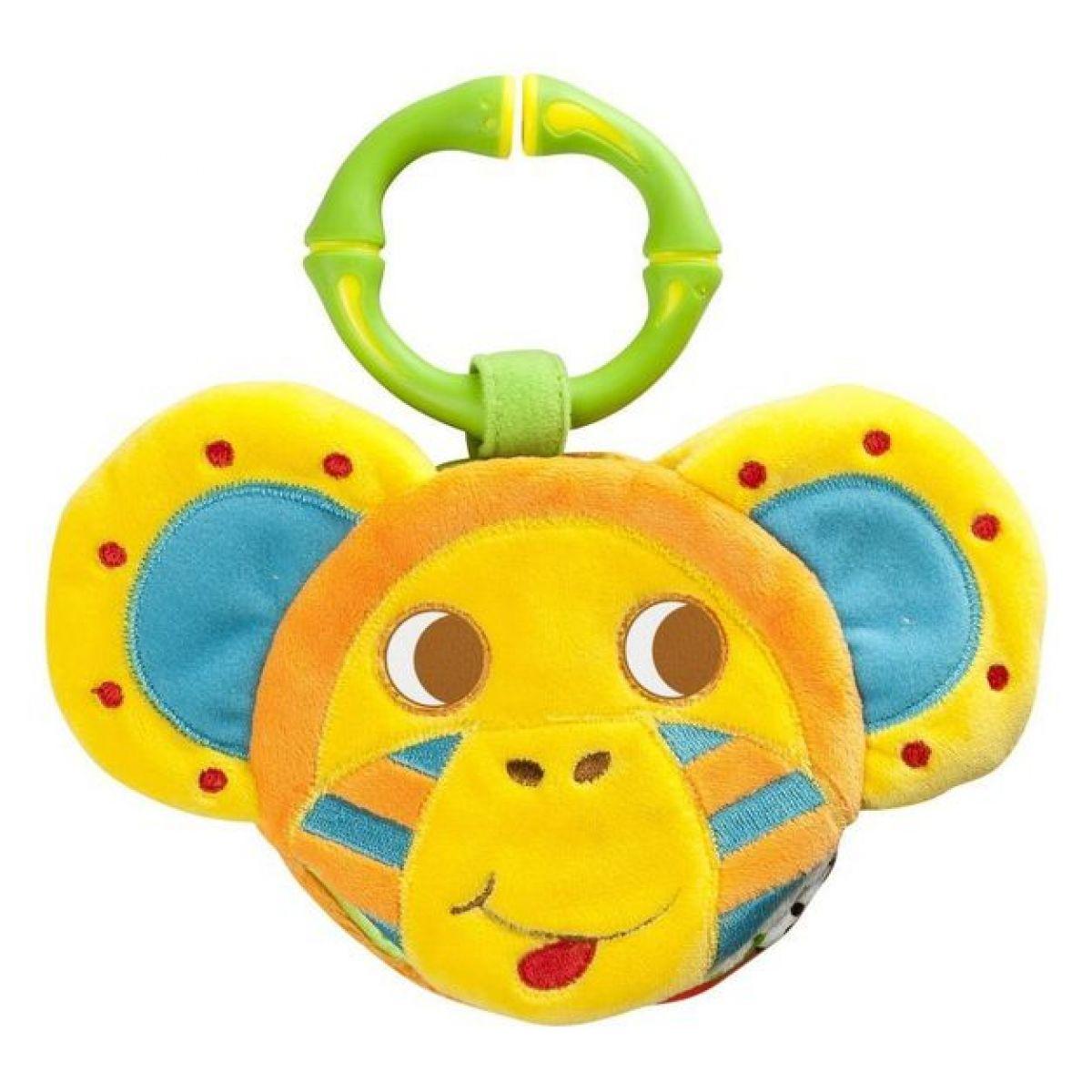 Babymoov Stimulační knížka Opička