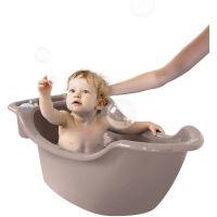 Babymoov Vanička s výpustí Boat Brown 2