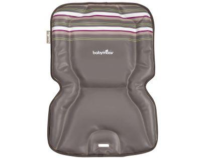 Babymoov Výplň k jídelní židličce Ligh Wood Comfort Hibiscus
