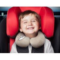 Babypack Cestovní polštář do auta béžový 2