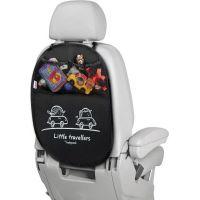 Babypack Organizer a ochrana autosedadla černý