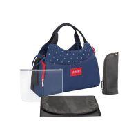 Badabulle přebalovací taška Multipocket Dark Blue