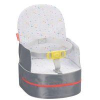 Badabulle přenosná židlička 2v1 On-the-Go Grey