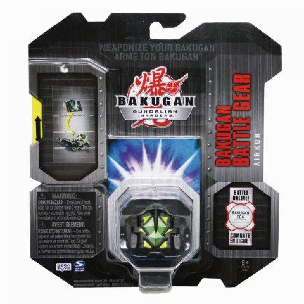 Bakugan 3 Bojová výzbroj