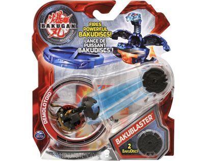 BAKUGAN 4 Bakustříleč disků BAKUBLASTER - Demolotoid