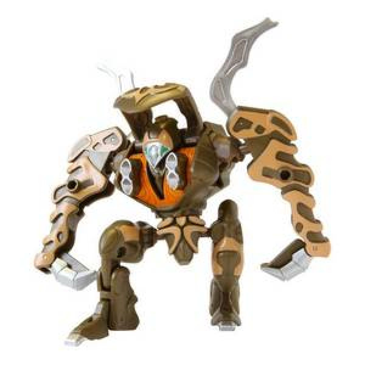 BAKUGAN 4 Mechtogan 17 Exostriker