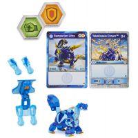 Bakugan bojovník s přídavnou výstrojí s2 Ramparian Ultra Baku Gear modrý
