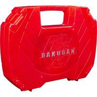 Bakugan sběratelský kufřík červený
