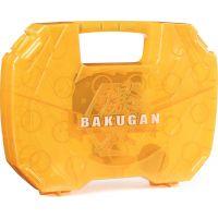 Bakugan sběratelský kufřík zlatá barva