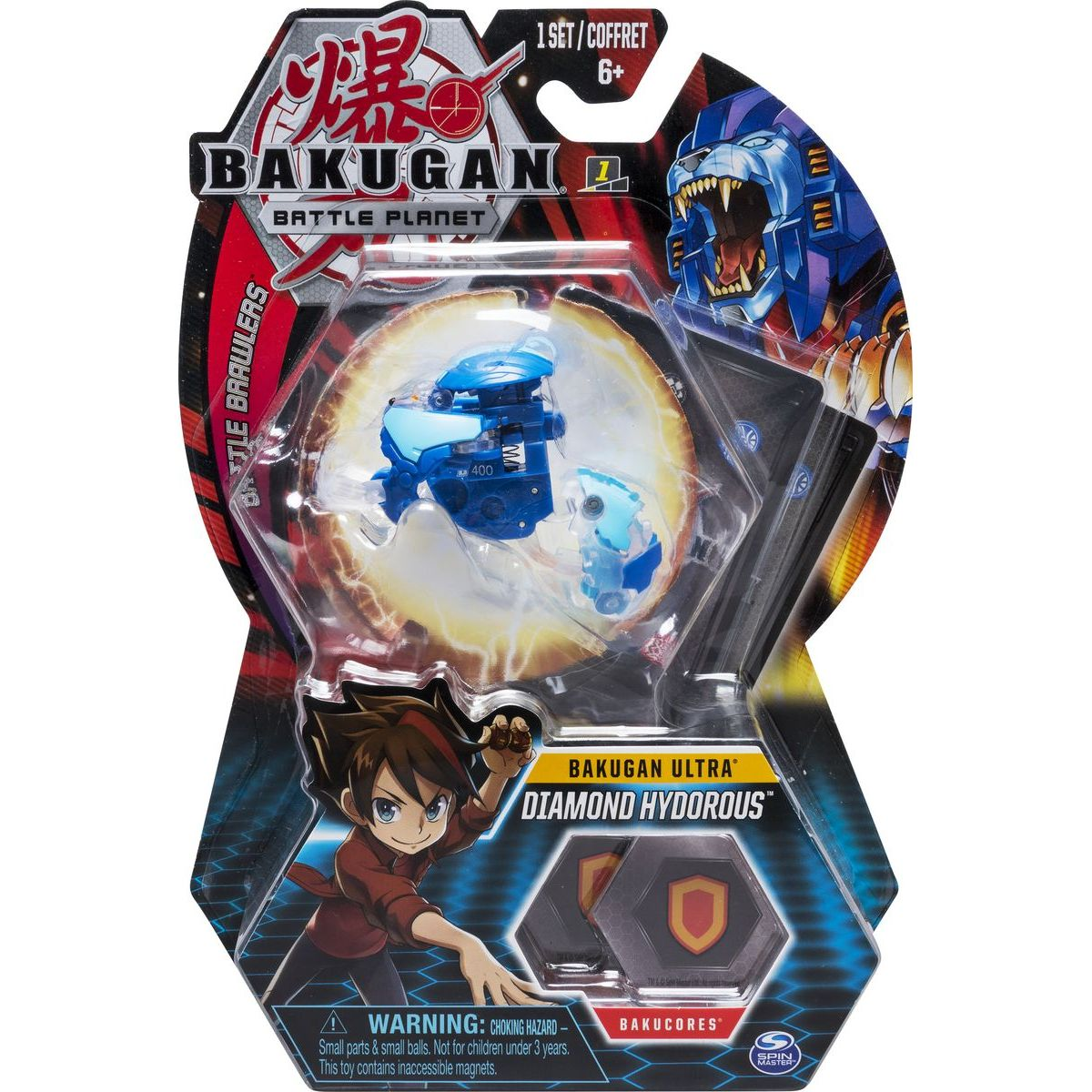 Bakugan Ultra balení Diamond Hydorous