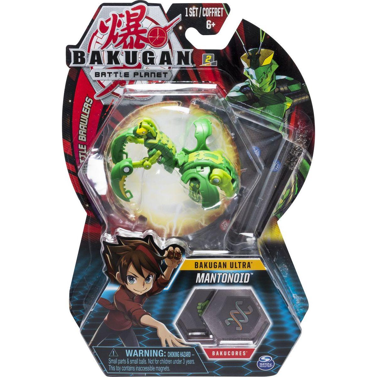 Bakugan Ultra balení Mantonoid
