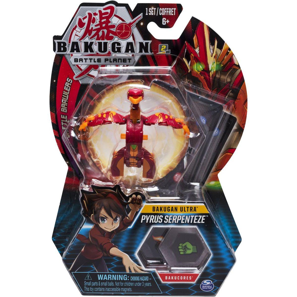 Bakugan Ultra balení Pyrus Serpenteze