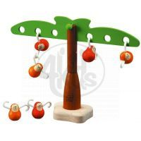 Plan Toys Balancující opice